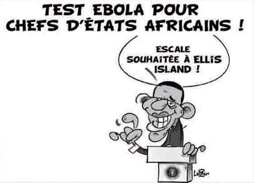 Test ebola pour chefs d'états africains - Vitamine - Le Soir d'Algérie - Gagdz.com