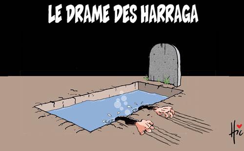 Drame des harraga - Le Hic - El Watan - Gagdz.com