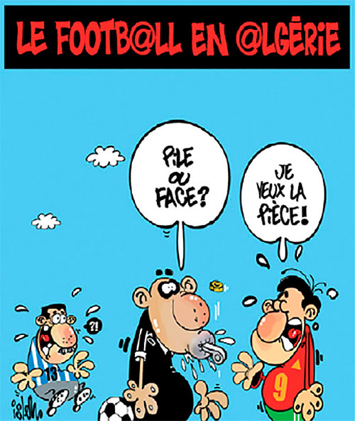Le football en Algérie - Islem - Le Temps d'Algérie - Gagdz.com