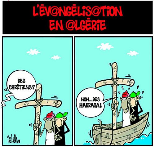 L'évangélisation en Algérie - Islem - Le Temps d'Algérie - Gagdz.com
