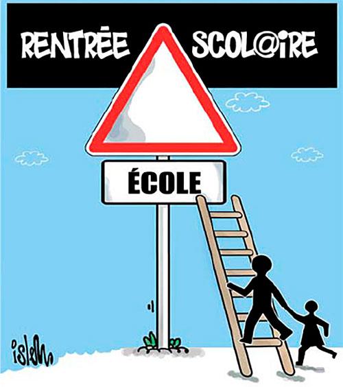 Rentrée scolaire - Islem - Le Temps d'Algérie - Gagdz.com