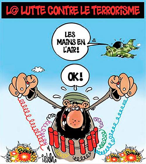 La lutte contre le terrorisme - Islem - Le Temps d'Algérie - Gagdz.com