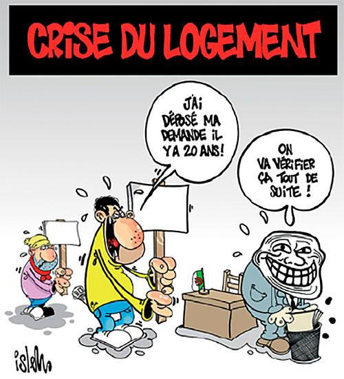 Crise du logement - Logement - Gagdz.com