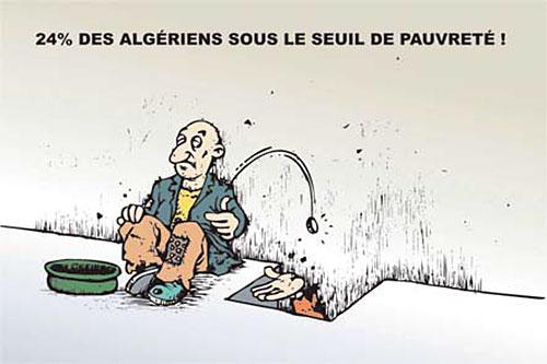 24% des algériens sous le seuil de pauvreté - Ghir Hak - Les Débats - Gagdz.com