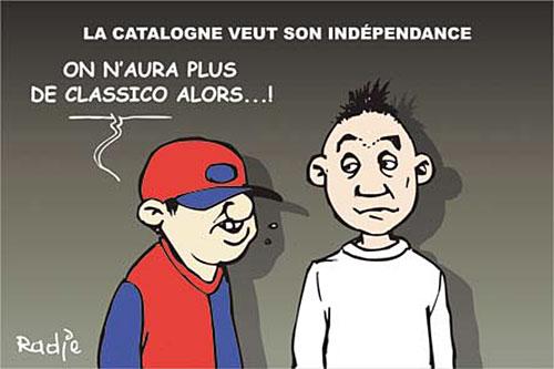 La catalogne veut son indépendance - indépendance - Gagdz.com