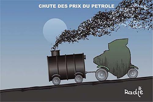 Chute des prix du petrole - Ghir Hak - Les Débats - Gagdz.com