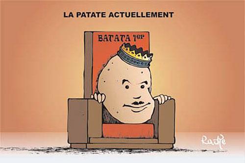 La patate actuellement - Ghir Hak - Les Débats - Gagdz.com