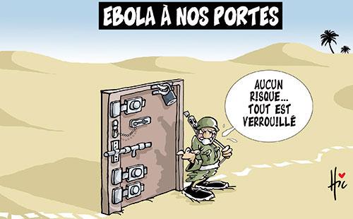 Ebola à nos portes - Le Hic - El Watan - Gagdz.com