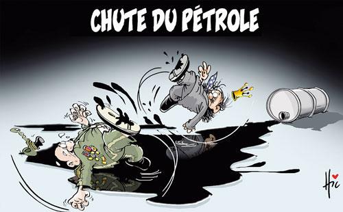 Chute du pétrole - Le Hic - El Watan - Gagdz.com