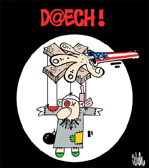 Daech - Islem - Le Temps d'Algérie - Gagdz.com
