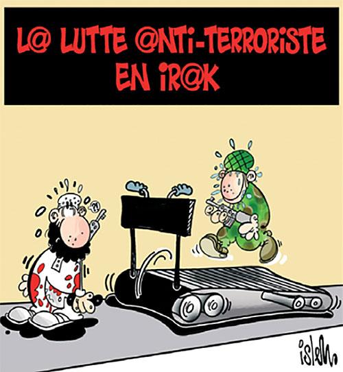La lutte anti-terroriste en Irak - Islem - Le Temps d'Algérie - Gagdz.com