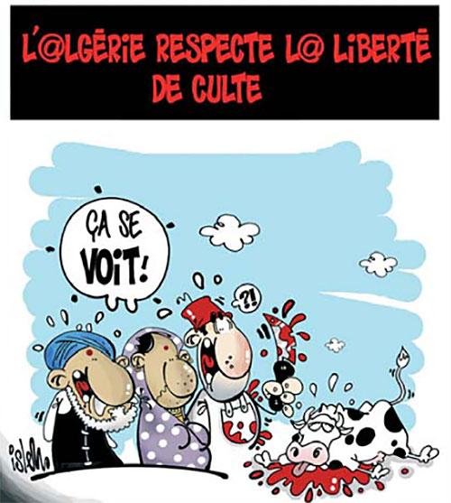 L'Algérie respecte la liberté de culte - Islem - Le Temps d'Algérie - Gagdz.com