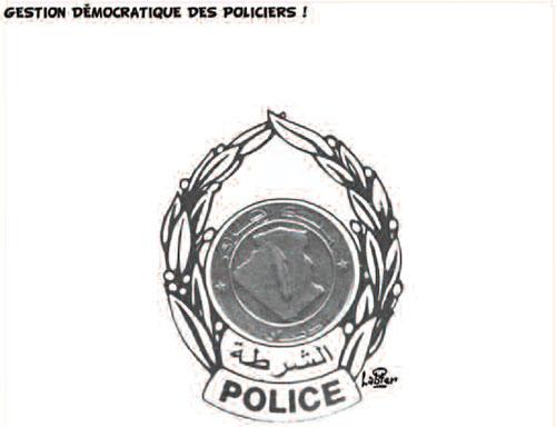 Gestion démocratique des policiers - policiers - Gagdz.com