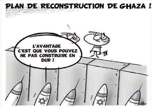 Plan de reconstruction de Ghaza - Vitamine - Le Soir d'Algérie - Gagdz.com