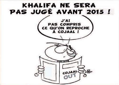 Khalifa ne sera pas jugé avant 2015 - juge - Gagdz.com
