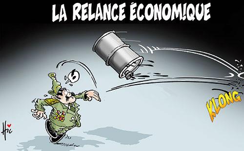 La relance économique - Le Hic - El Watan - Gagdz.com