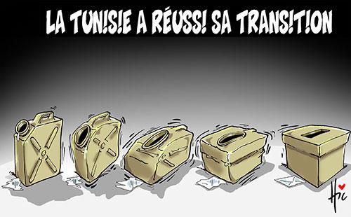 La Tunisie a réussi sa transition - réussite - Gagdz.com