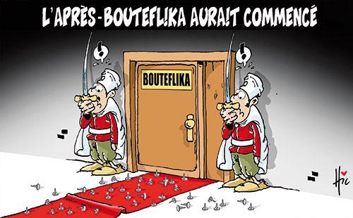 L'après-Bouteflika aurait commencé - Le Hic - El Watan - Gagdz.com