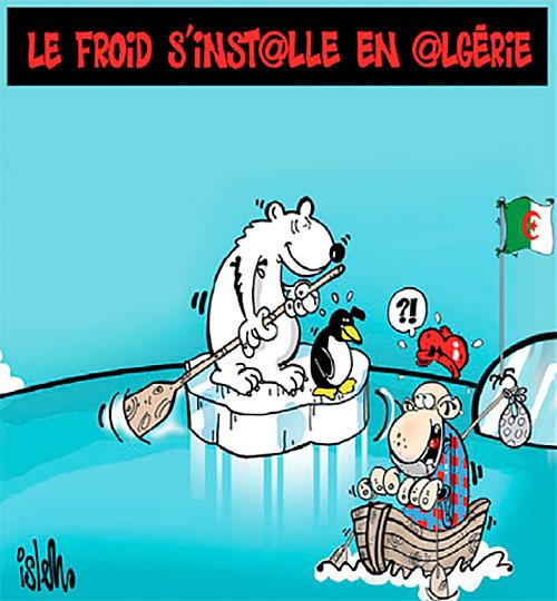 Le froid s'installe en Algérie - Islem - Le Temps d'Algérie - Gagdz.com