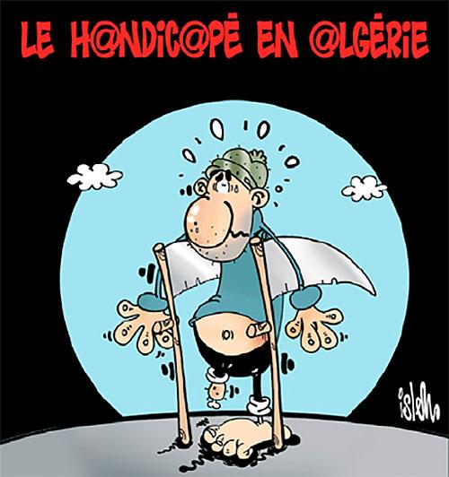 Le handicapé en Algérie - Islem - Le Temps d'Algérie - Gagdz.com