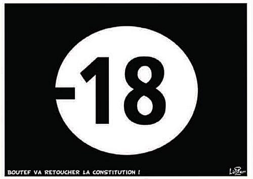 Boutef va retoucher la constitution - Vitamine - Le Soir d'Algérie - Gagdz.com