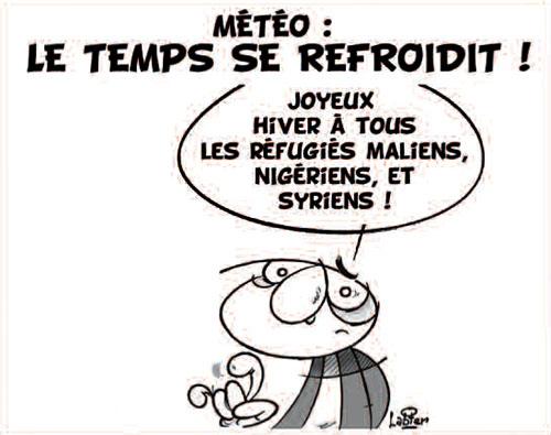 Météo: Le temps se refroidit - Météo - Gagdz.com