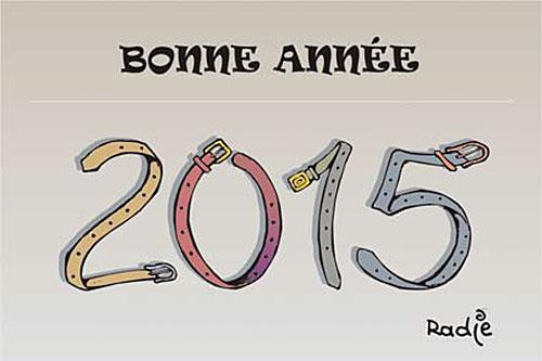 Bonne année 2015 - Ghir Hak - Les Débats - Gagdz.com