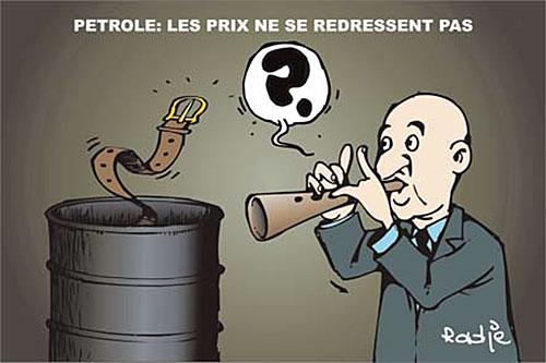 Petrole: Les prix ne se redressent pas - Ghir Hak - Les Débats - Gagdz.com