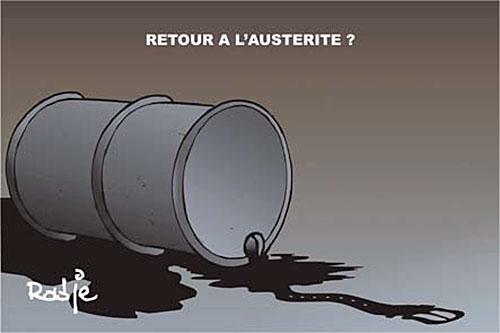 Retour à l'austerité - Ghir Hak - Les Débats - Gagdz.com