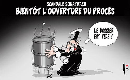 Scandale sonatrach: Bientôt l'ouverture du procès - Le Hic - El Watan - Gagdz.com