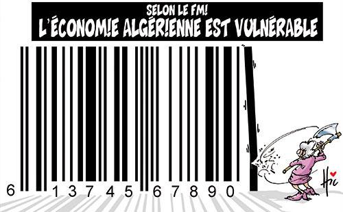 Selon le FMI: L'économie algérienne vulnérable - Le Hic - El Watan - Gagdz.com
