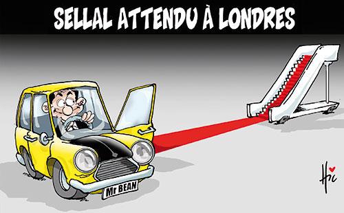 Sellal attendu à Londres - Le Hic - El Watan - Gagdz.com