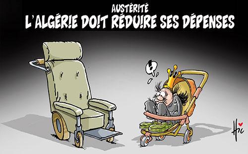 Austérité: L'Algérie doit réduire ses dépenses - Le Hic - El Watan - Gagdz.com