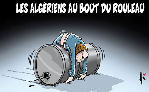 Les Algériens au bout du rouleau - Le Hic - El Watan - Gagdz.com