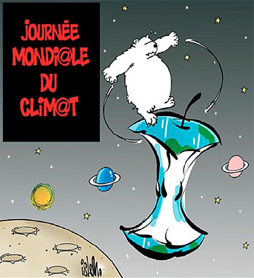 Journée mondiale du climat - Islem - Le Temps d'Algérie - Gagdz.com