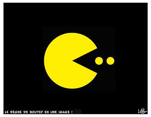 Le règne de Boutef en une image - Vitamine - Le Soir d'Algérie - Gagdz.com