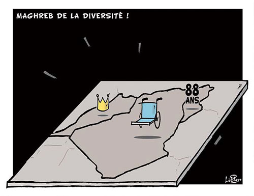 Maghreb de la diversité - maghreb - Gagdz.com