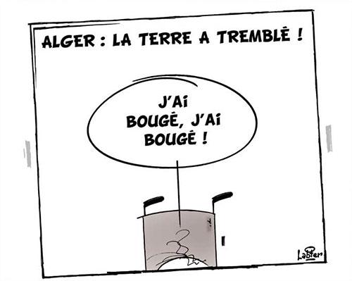 Alger: La terre a tremblé - Vitamine - Le Soir d'Algérie - Gagdz.com
