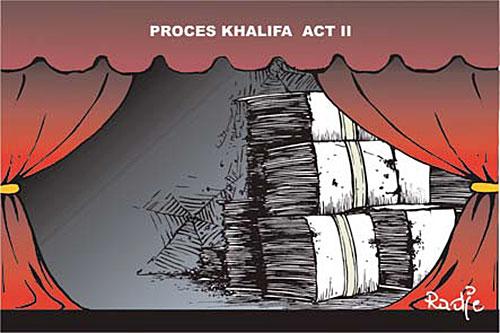 Procès Khalifa ACT II - Ghir Hak - Les Débats - Gagdz.com