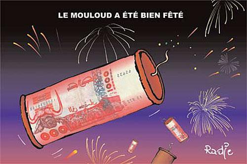 Le moulopud a été bien fêté - Ghir Hak - Les Débats - Gagdz.com