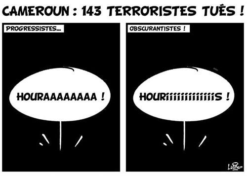 Cameroun: 143 terroristes tués - Vitamine - Le Soir d'Algérie - Gagdz.com