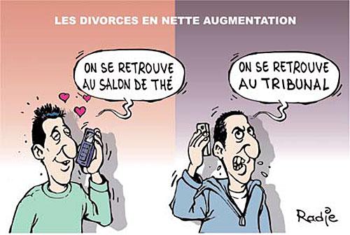 Les divorces en nette augmentation - Ghir Hak - Les Débats - Gagdz.com