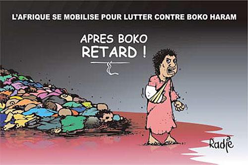 L'Afrique se mobilise pour lutter contre boko haram - Ghir Hak - Les Débats - Gagdz.com