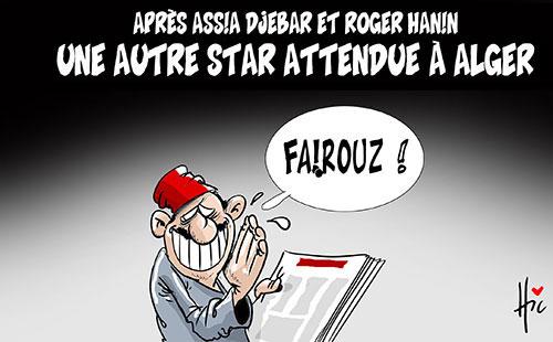 Après Assia Djebar et Roger Hanin: Une autre star attendue à Alger - Le Hic - El Watan - Gagdz.com
