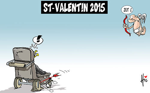 St-Valentin 2015 - Le Hic - El Watan - Gagdz.com