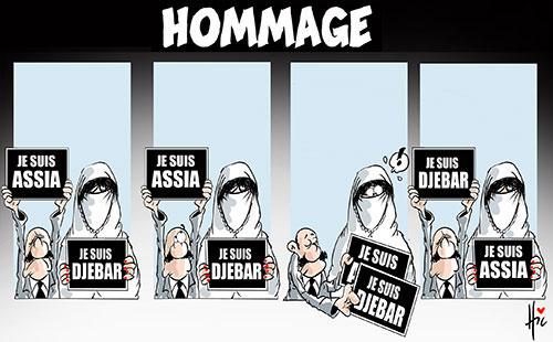 Hommage - Le Hic - El Watan - Gagdz.com
