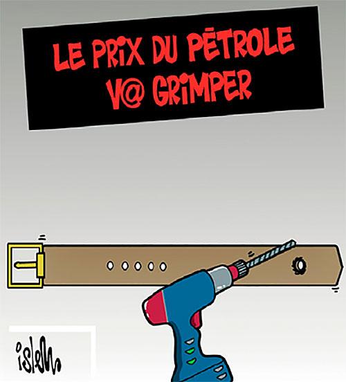 Le prix du pétrole va grimper - Islem - Le Temps d'Algérie - Gagdz.com