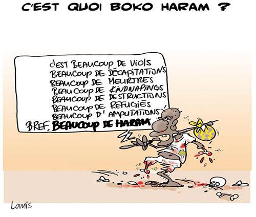 C'est quoi boko haram ? - Lounis Le jour d'Algérie - Gagdz.com