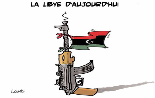La Libye aujourd'hui - aujourd'hui - Gagdz.com