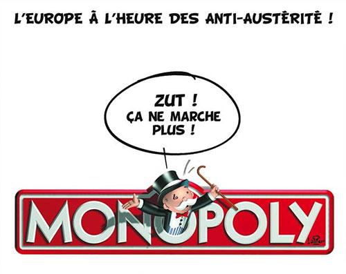 L'Europe à l'heure des anti-austérité - L'heure - Gagdz.com